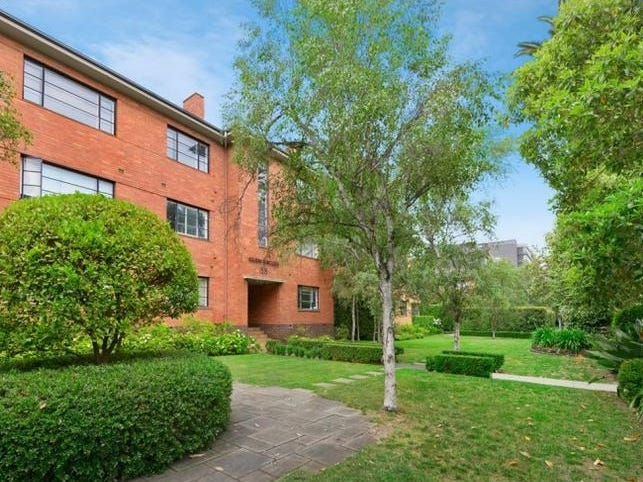 6/58 Queens  Road, Melbourne, Vic 3004