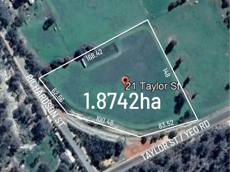 21 Taylor Street, Brookton, WA 6306