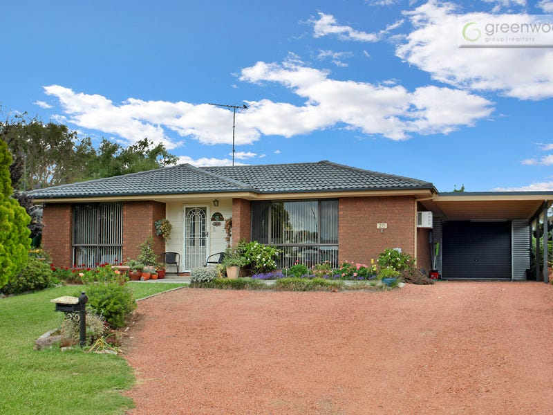 20 Harpur Crescent, South Windsor, NSW 2756