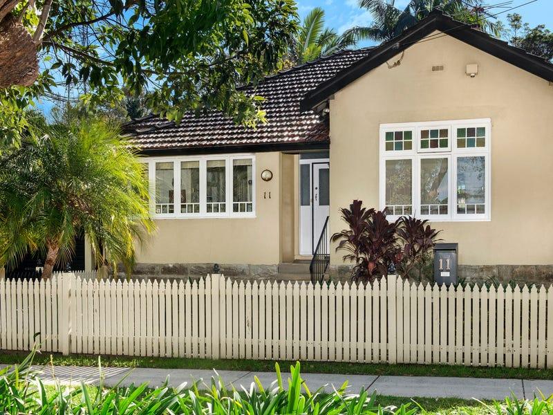 11 Hawkins Street, Artarmon, NSW 2064