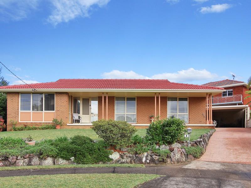 8 Karingal Court, Marsfield, NSW 2122