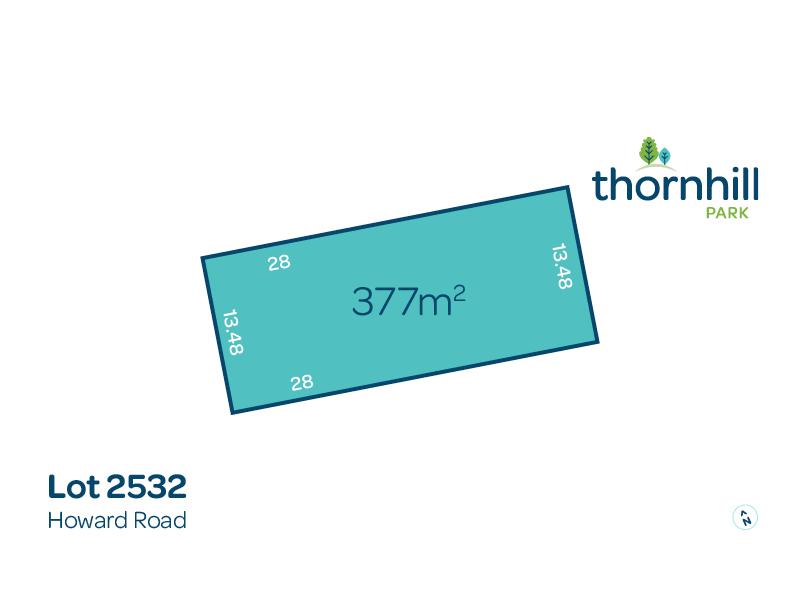 Lot 2532, Howard Road, Rockbank, Vic 3335