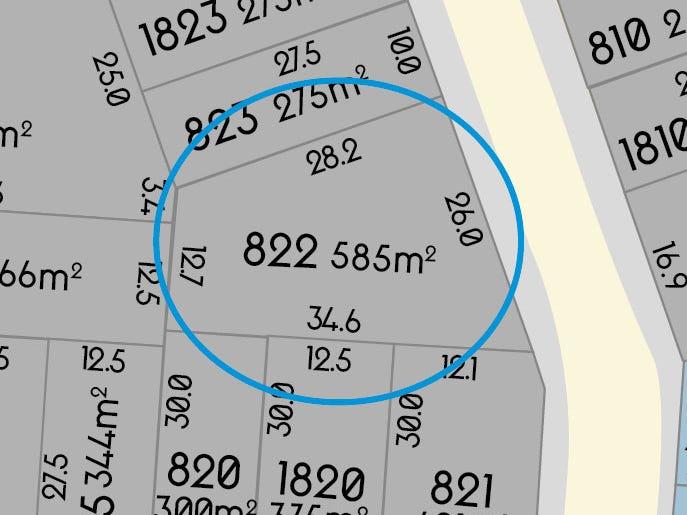 Lot 822, Arlington Street, Mount Barker, SA 5251