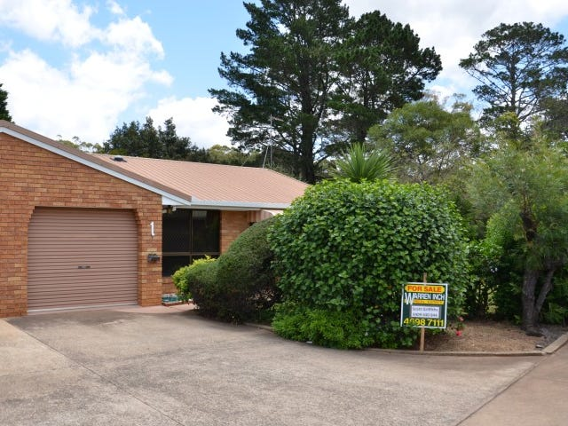 1/8 Highfields Road, Highfields, Qld 4352