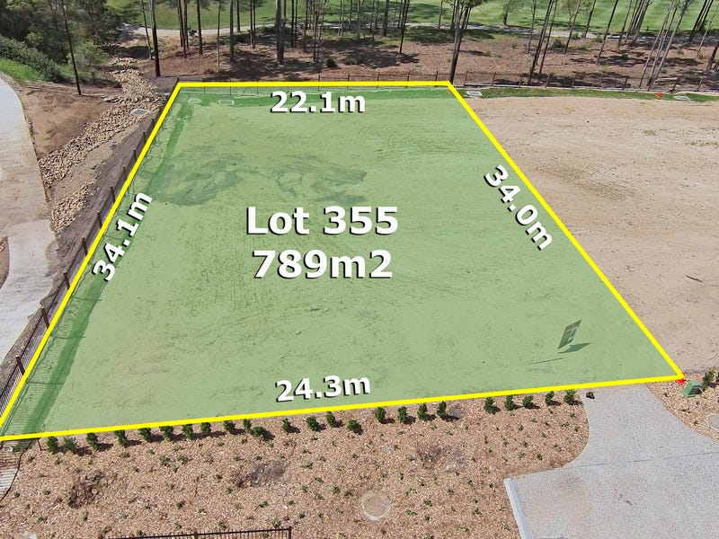 Lot 355, Stage 2B The Address, Brookwater, Qld 4300