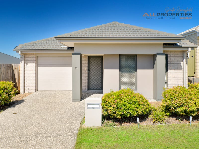 15 Lindwall Court, Springfield Lakes, Qld 4300