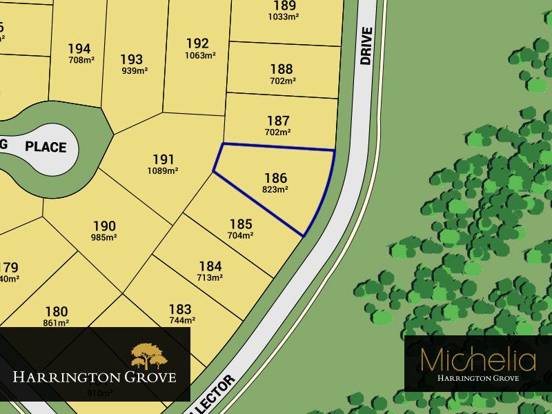 Lot 186, Collector Drive, Harrington Park, NSW 2567