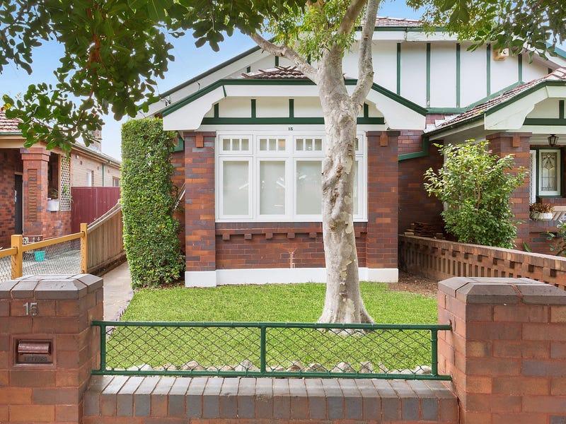 15 Stanley Street, Tempe, NSW 2044