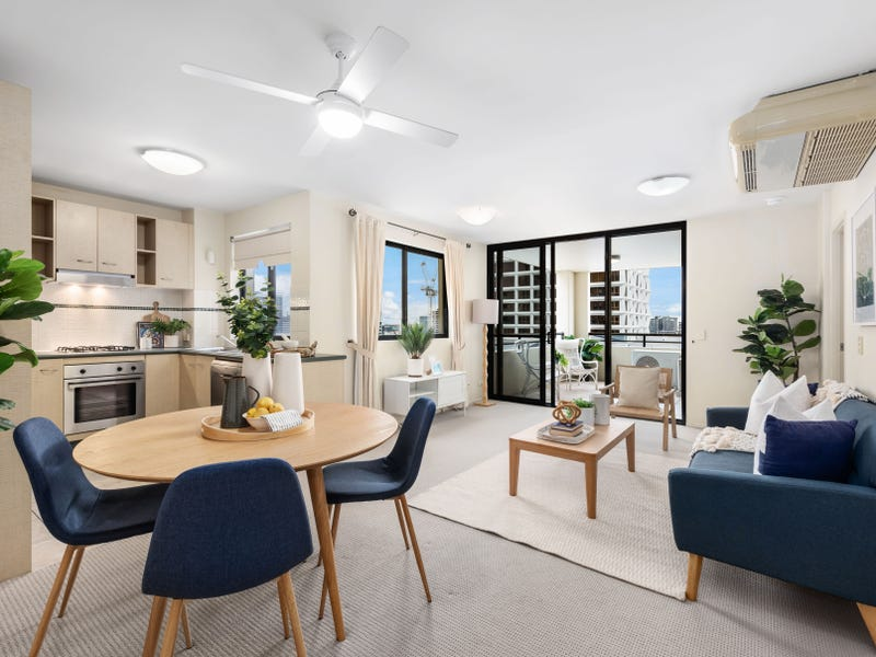 624/100 Bowen Terrace, Fortitude Valley, Qld 4006