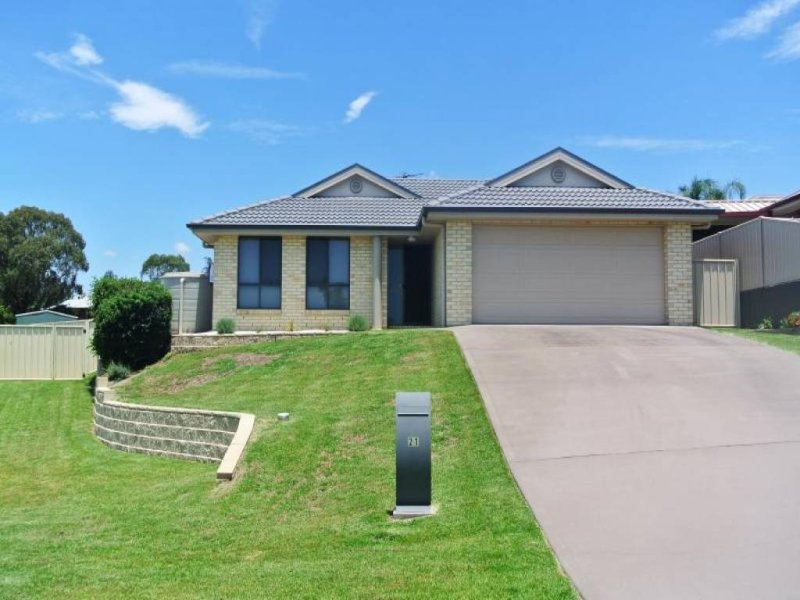 21 Northerly Close, Muswellbrook, NSW 2333