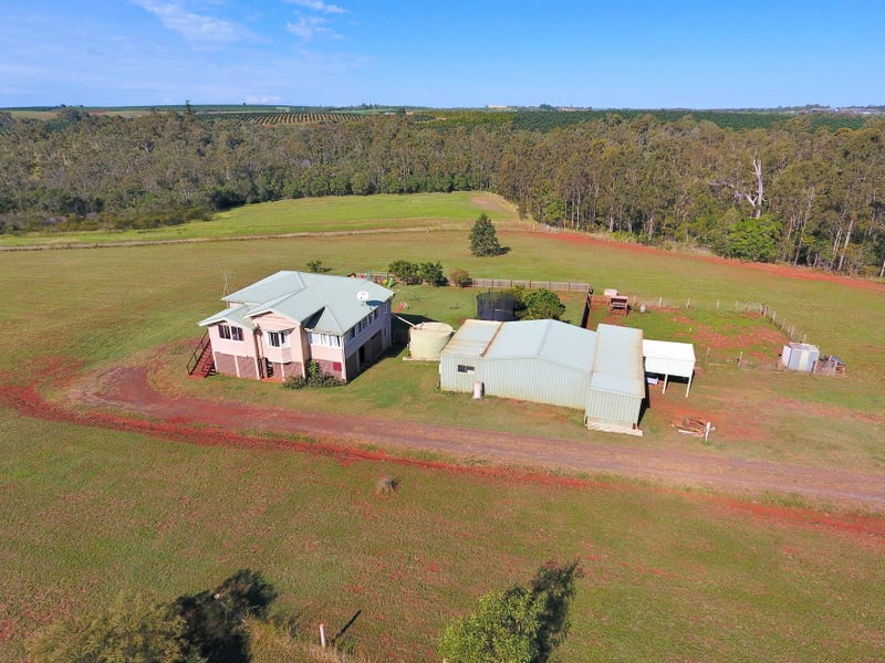 299 Hodges Road, Cordalba