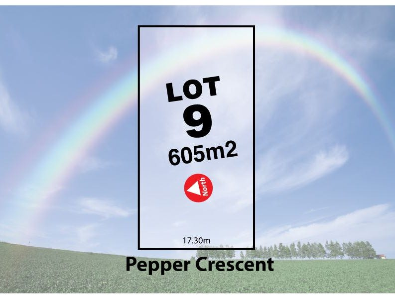 Lot 9 Pepper Crescent, Drouin, Vic 3818
