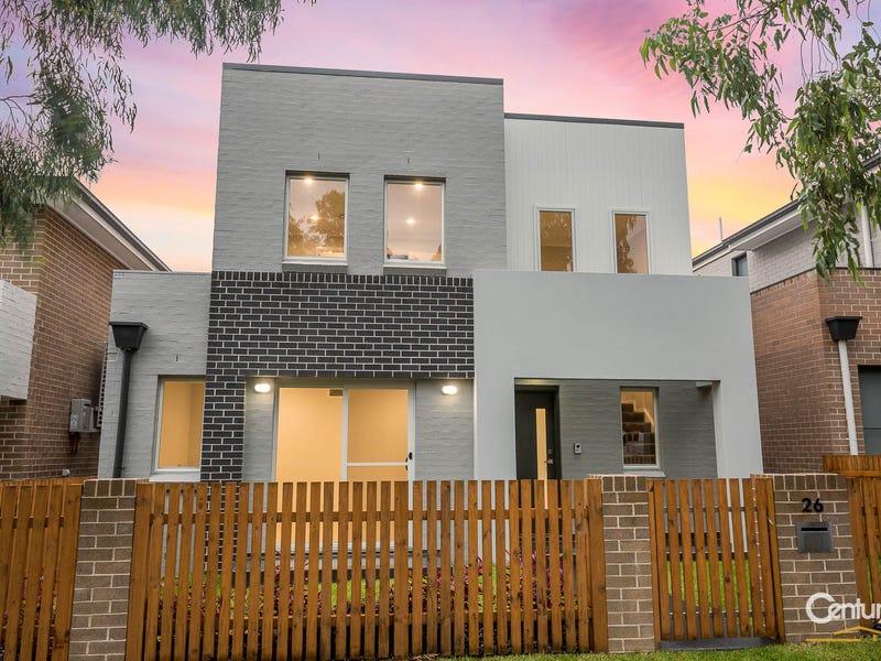 26 Caballo Street, Beaumont Hills, NSW 2155