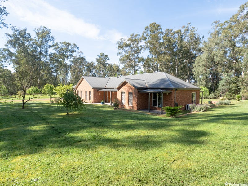 1168 Connelly's Creek Road, Taggerty, Vic 3714