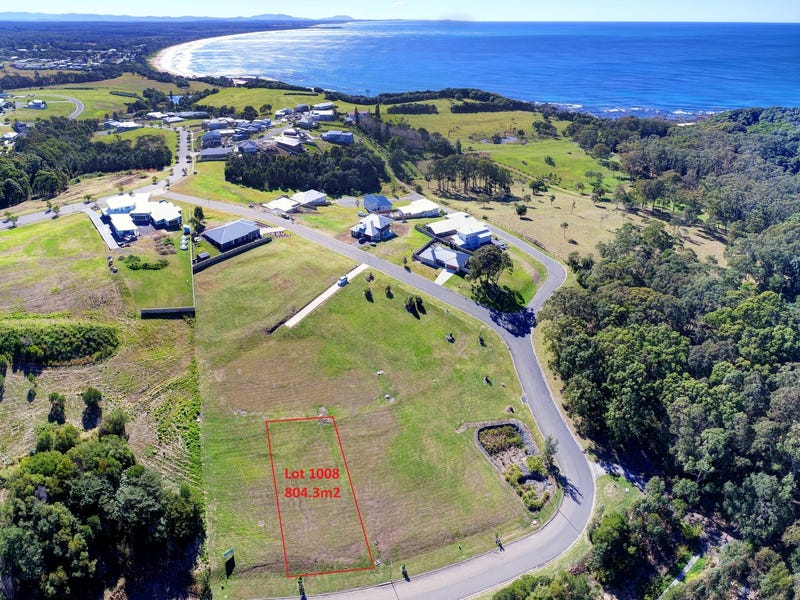 Lot, 1008 Scarborough Circuit, Red Head, NSW 2430