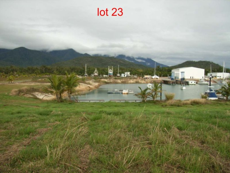 Lot 23, Trade Winds Drive, Cardwell