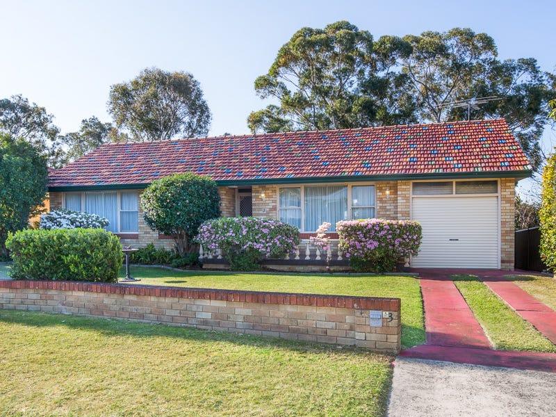 3 Carinya Place, Kirrawee, NSW 2232