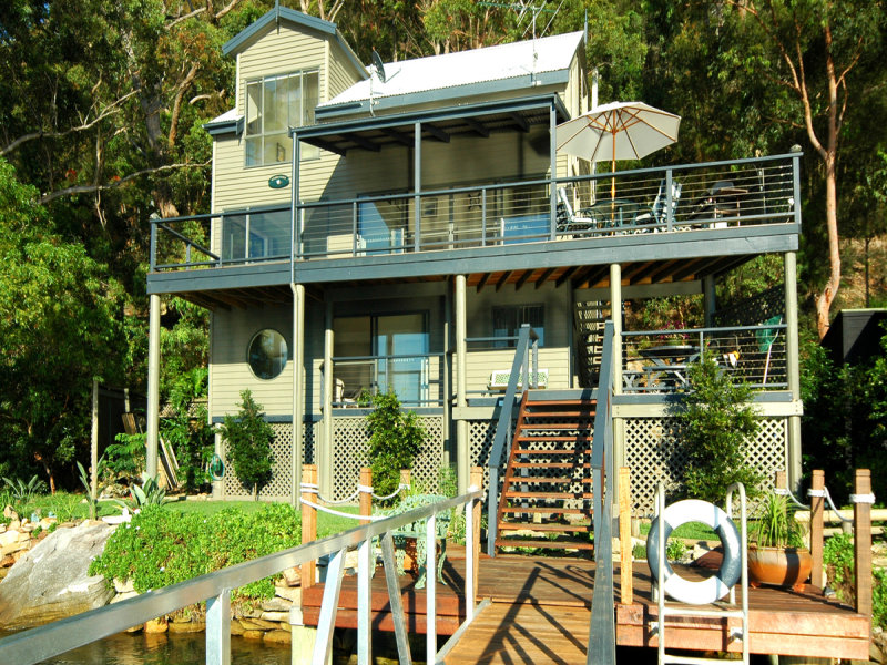 Lot 22 Hawkesbury River, Bar Point, NSW 2083