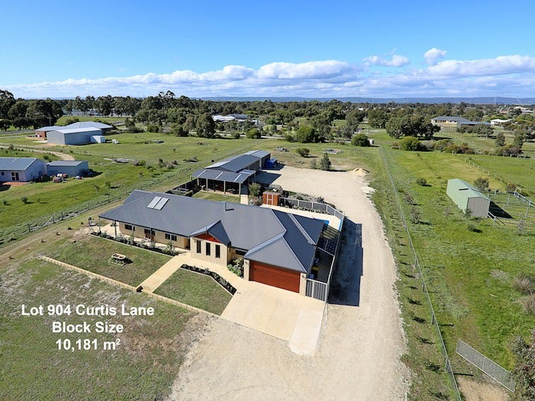 Lot 904 Curtis Lane, West Pinjarra, WA 6208