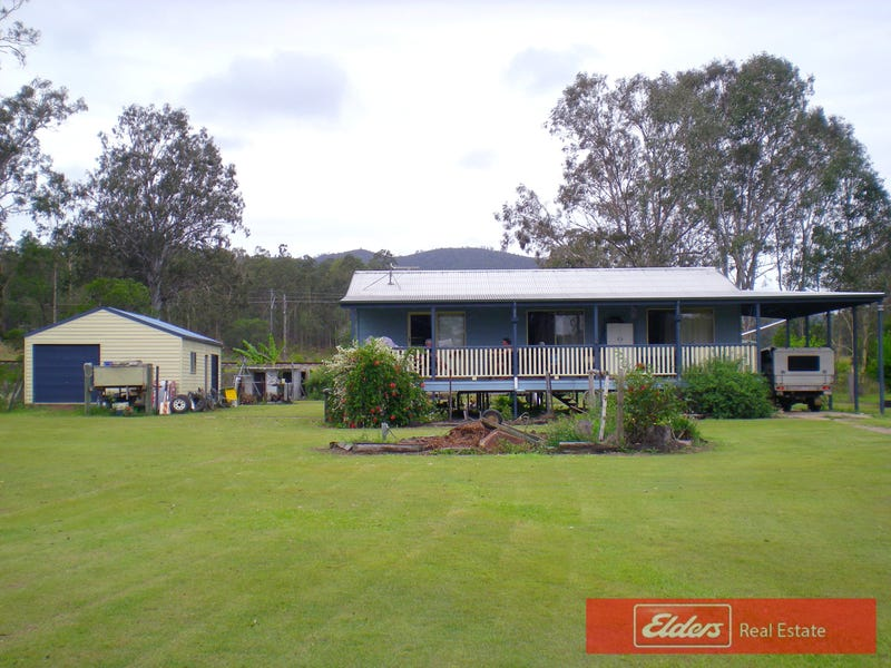 294 Netherby Road, Gundiah, Qld 4650