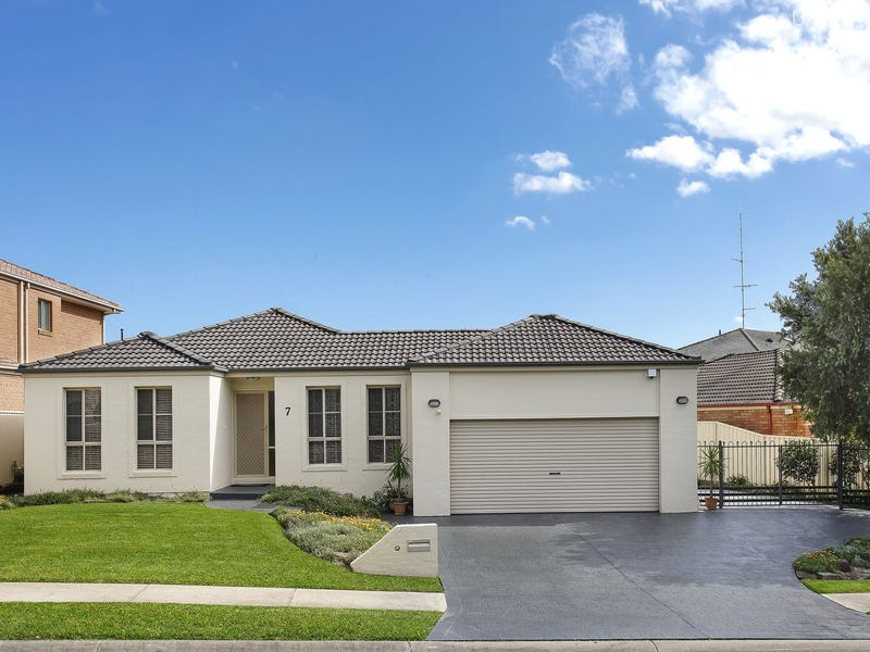 7 Levendale Street, West Hoxton, NSW 2171