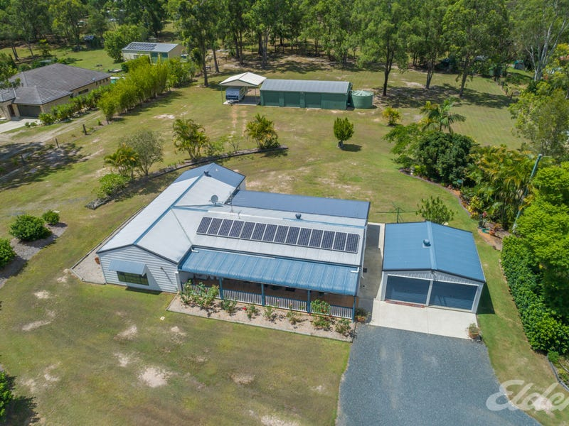 111 DELANEYS CREEK SCHOOL ROAD, Delaneys Creek, Qld 4514