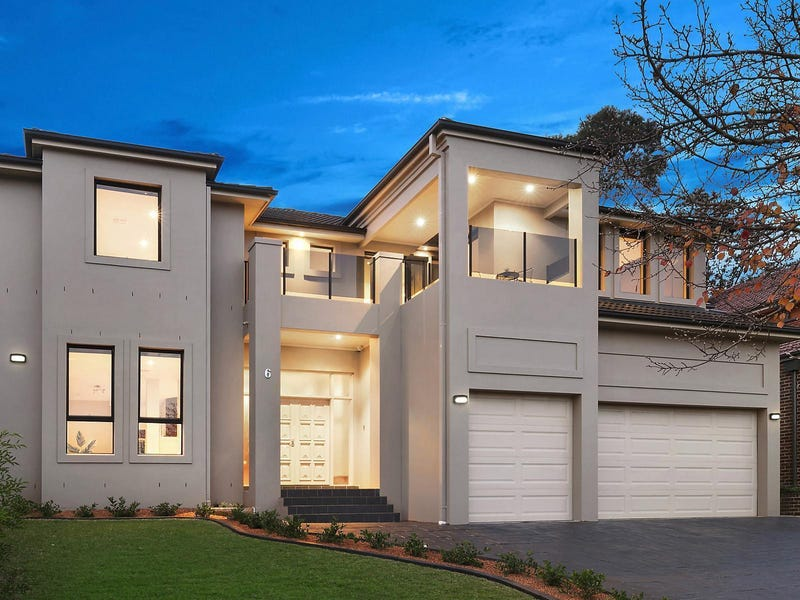 6 Grand Way, Castle Hill, NSW 2154