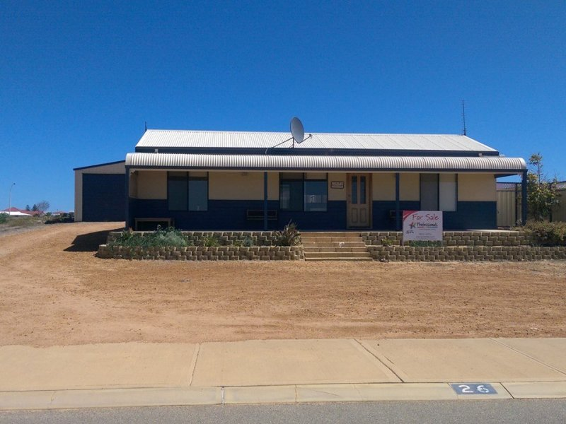 26 Ocean View Drive, Green Head, WA 6514
