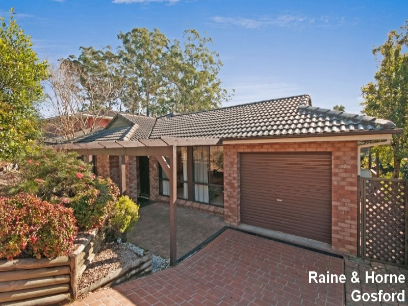 47 James Sea Drive, Green Point, NSW 2251