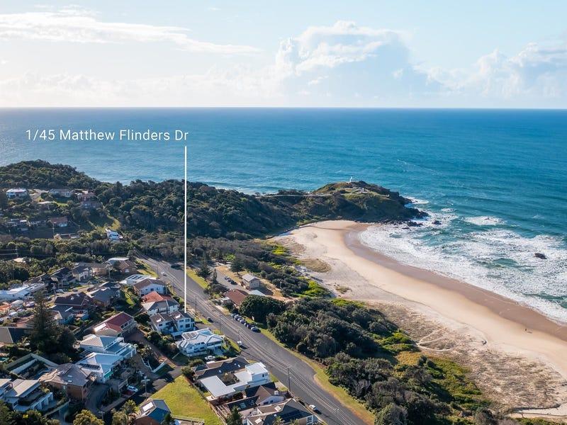 1/45 Matthew Flinders Drive, Port Macquarie, NSW 2444