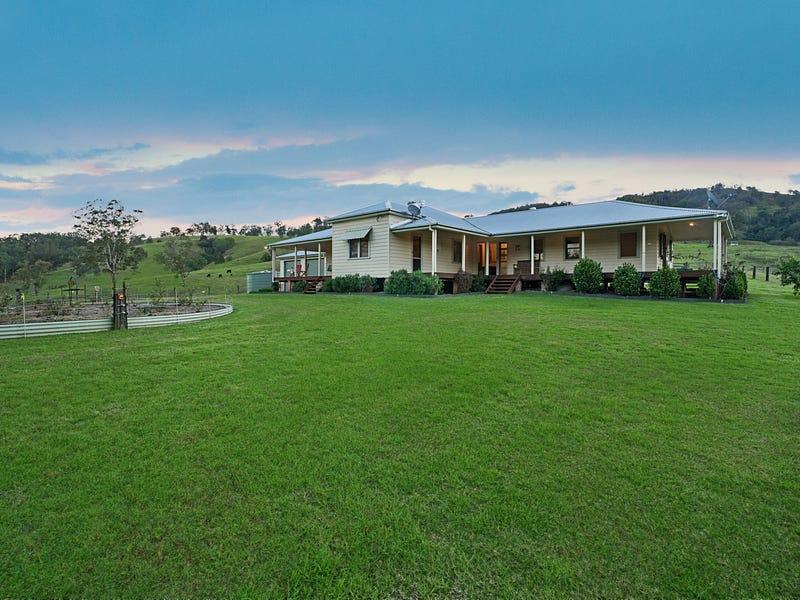 321 Masseys Creek Rd, Eccleston Via,, East Gresford, NSW 2311