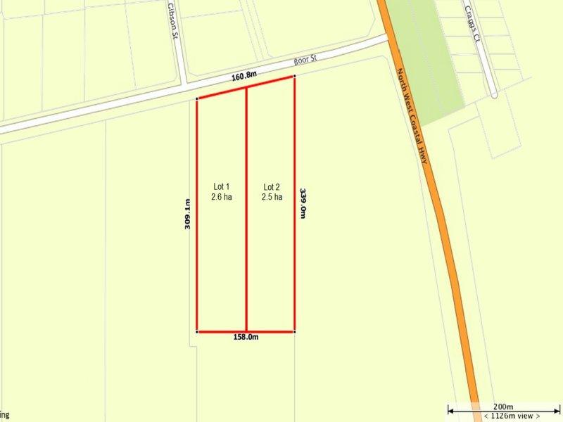 Lot 2 / 126 Boor Street, Carnarvon, WA 6701