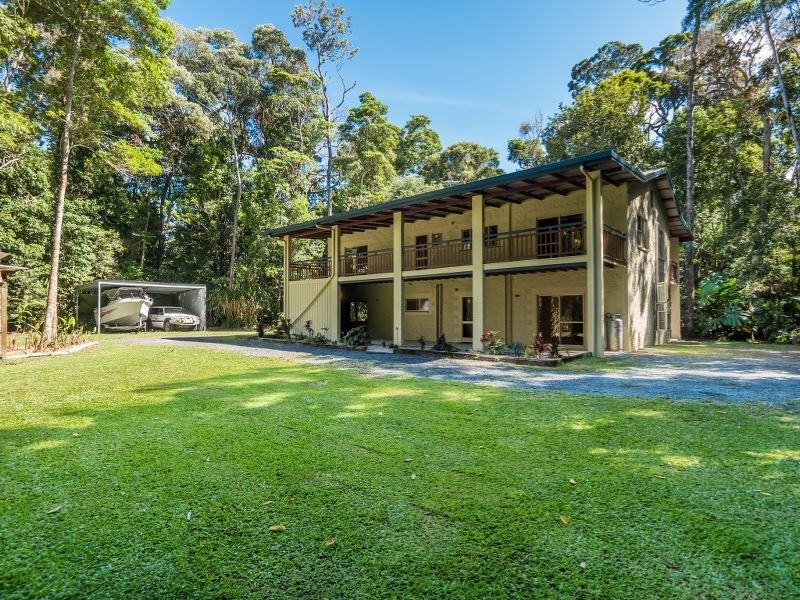4 Gregory Terrace, Kuranda, Qld 4881