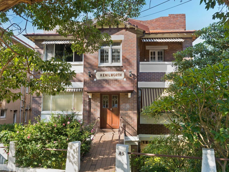 2/43 Birriga Road, Bellevue Hill, NSW 2023