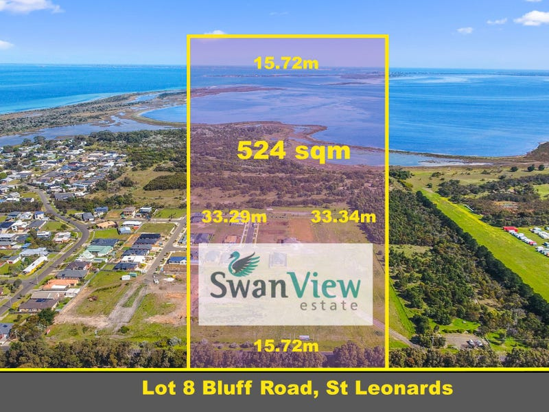 (Lot 8) 177 Bluff Road, St Leonards, Vic 3223