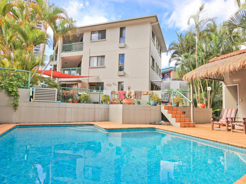 @/5 OLD BURLEIGH ROAD, Surfers Paradise, Qld 4217