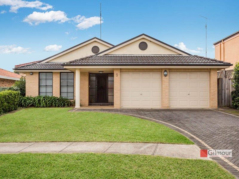 9 Winter Avenue, Kellyville, NSW 2155