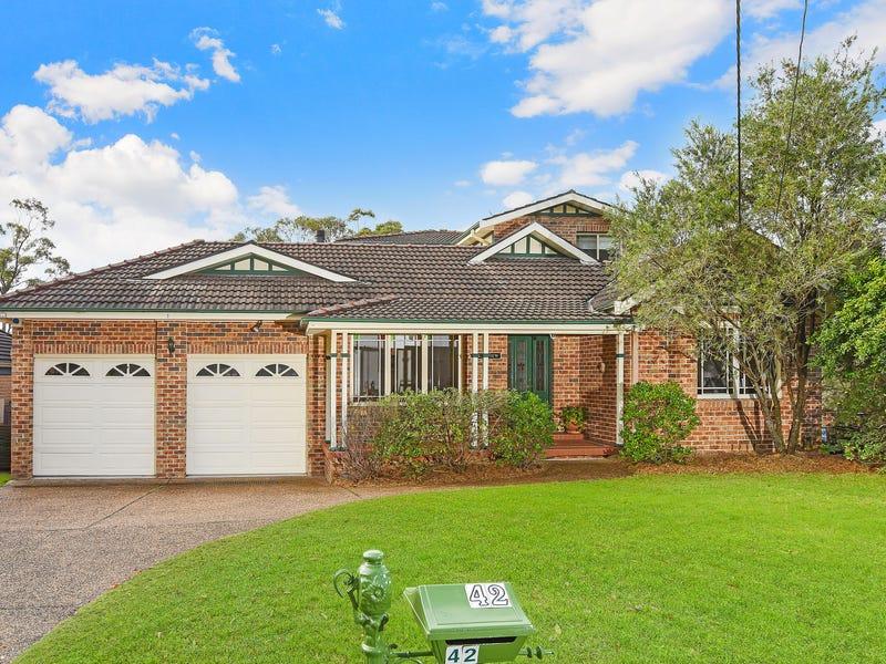 42 Amaroo Avenue, Mount Colah, NSW 2079