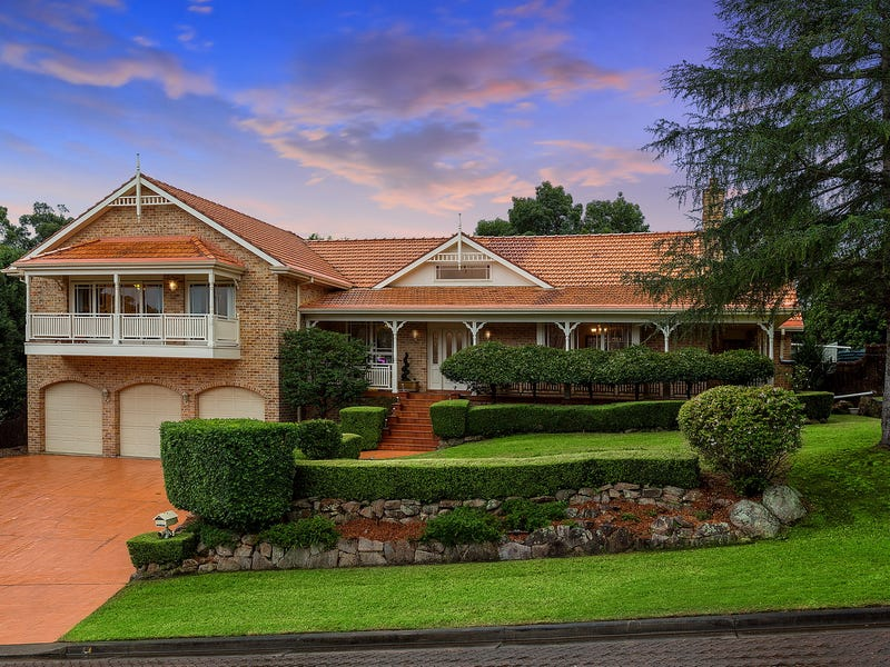 3 Heritage Court, Castle Hill, NSW 2154