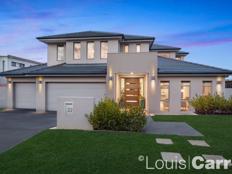 22 Charlemont Terrace, Bella Vista, NSW 2153