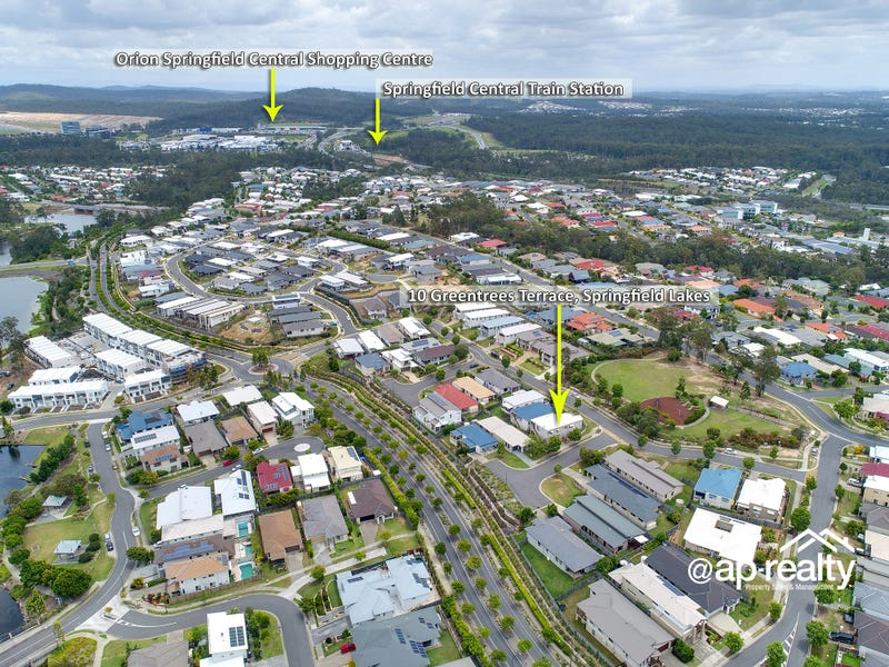 10 Greentrees Terrace, Springfield Lakes, Qld 4300