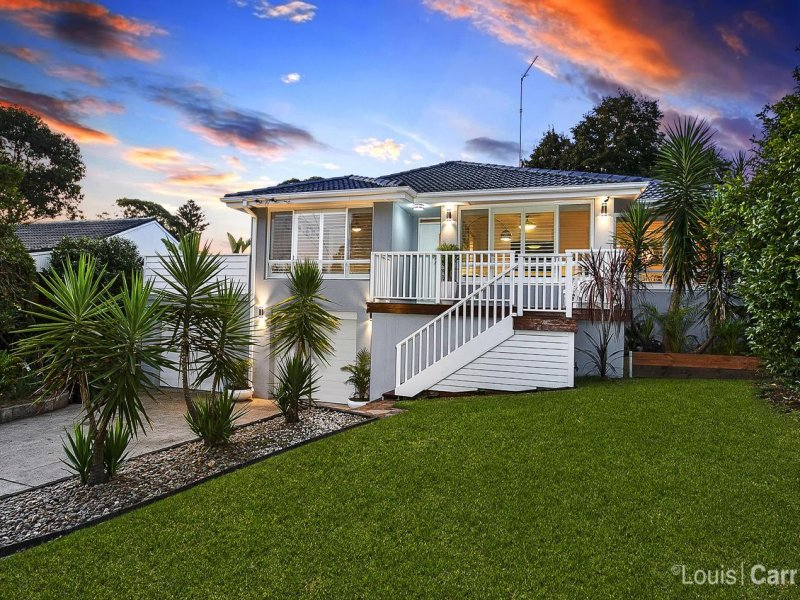 46 Ambleside Drive, Castle Hill, NSW 2154