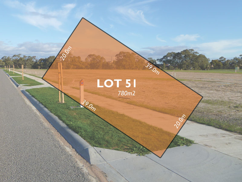Lot 51, Waterlink Esplanade, Horsham, Horsham, Vic 3400