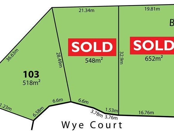 Lot 103 Wye Court, Para Hills, SA 5096