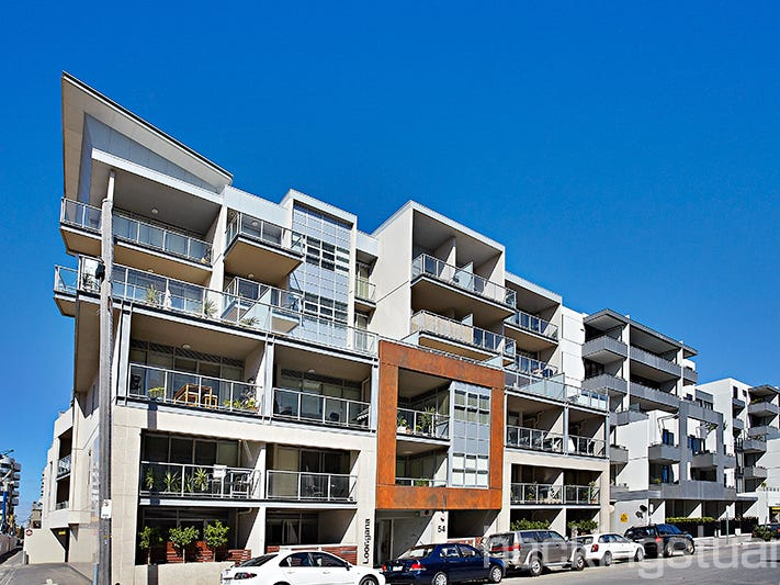 606/54 Nott Street, Port Melbourne, Vic 3207