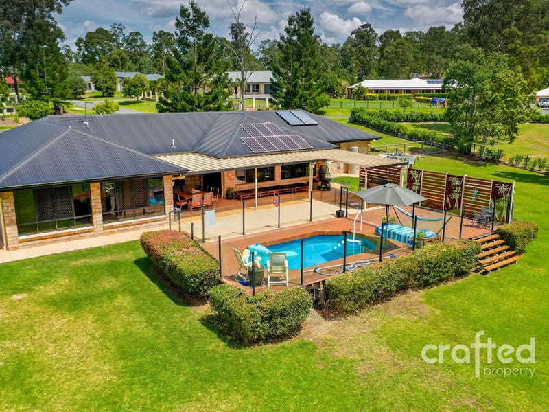 245 Equestrian Drive, New Beith, Qld 4124