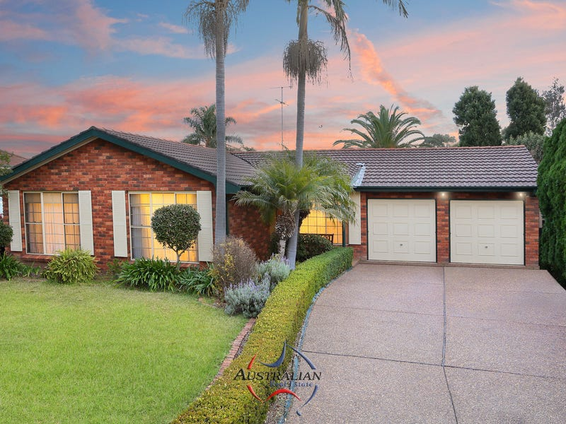 13 Medwin Place, Quakers Hill, NSW 2763