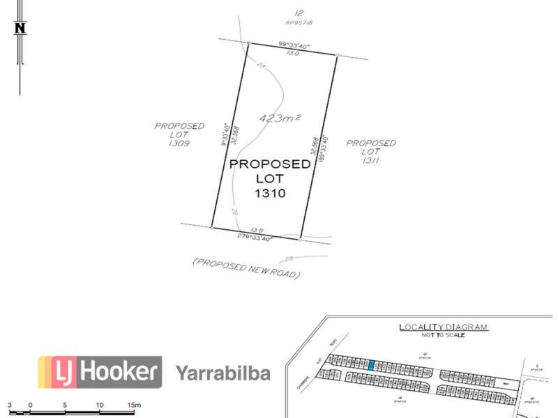 Lot 1310, 366 Chambers Flat Road, Logan Reserve