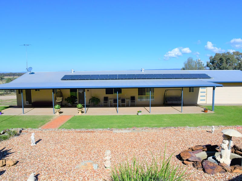 633 Kaputar Road, Narrabri, NSW 2390
