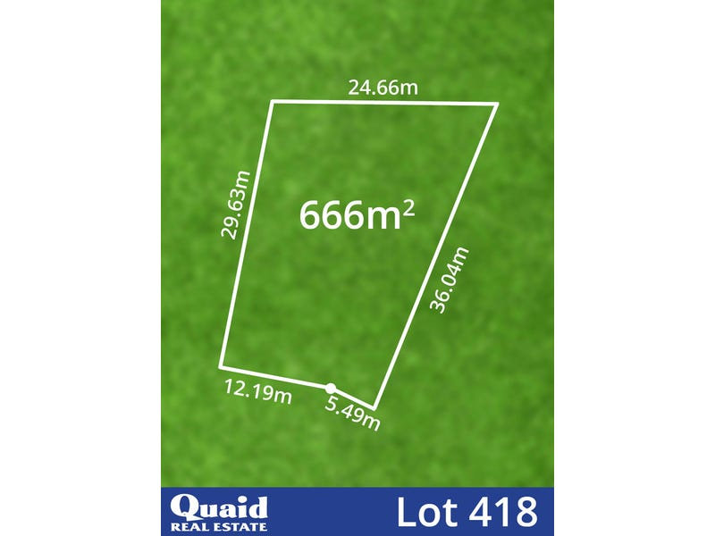 Lot 418, 42 Muirhead Street, Gordonvale, Qld 4865